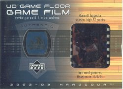 02/03 Hardcourt floor & film